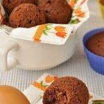 Кексы «Негритянка» в яичной скорлупе http://eda.parafraz.space/