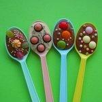 Ложки с шоколадом http://eda.parafraz.space/ шоколадные десерты
