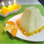 Лимонная пасха из маскарпоне