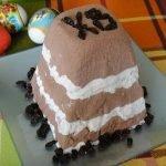 Сырая пасха с шоколадом http://eda.parafraz.space/ шоколадные десерты