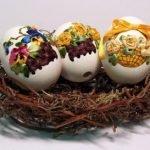 Шоколадные яйца в яичной скорлупеhttp://eda.parafraz.space/ шоколадные десерты