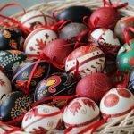 Значения символов, используемых при росписи пасхальных яиц