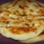Хачапури сырно-творожные
