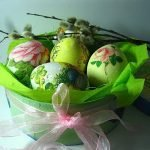 Секреты подготовки и окрашивания пасхальных яиц