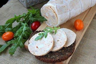 Домашняя колбаса из курицыhttp://prazdnichnymir.ru/