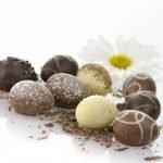 Сладкие яйца «картошка» в глазури