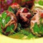 Заливные «Яйца Фаберже» со свининой