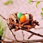 Пасхальные шоколадные гнездышки http://eda.parafraz.space/