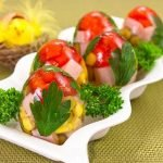 Заливные яйца — праздничная закуска