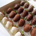 Как приготовить клубнику в шоколаде