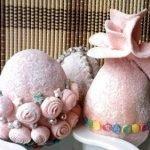 Бисквитные яйца в кондитерской мастике http://eda.parafraz.space/
