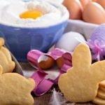 Печенье «Пасхальные зайчики»