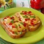 Горячие бутерброды: идеи и рецепты
