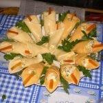 Закуска «Каллы» с копченой куриной грудкой (МК)