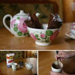 «Шоколадный чудо-фокус» — кекс в кружке