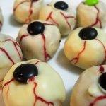 Каннибал-печенье «Глаз» из воздушного риса