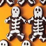 «Скелетики» — шоколадное печенье
