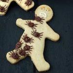 «Атака пауков» — имбирное печенье с шоколадом