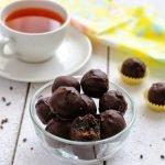 Конфеты «Сухофрукты в шоколаде»