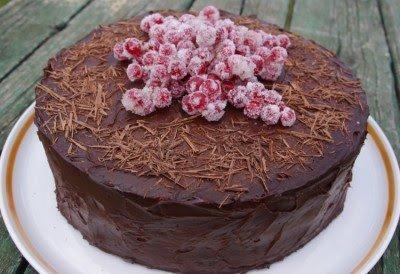 торты, торты шоколадные, ганаш, ганаш шоколадный, торты праздничные, торты на Хэллоуин, блюда на Хэллоуин, шоколад, бисквит шоколадный, тесто бисквитное, рецепты, рецепты тортов, http://eda.parafraz.space/