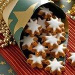 «Новогодние звезды» — сметанно-медовое печенье