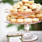 Печенье из кокосовых хлопьев