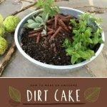 Шоколадный торт «Ведро с грязью»