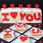 Торт-сюрприз «I Love you»