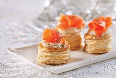 волованы, волованы десертные, волованы закусочные, выпечка, десерты праздничные, закуски праздничные, из теста, коллекция рецептов, крем заварной, пирожные, пирожные слоёные, рецепты, слойки, тесто слоеное, волованы с рыбой, волованы с семгой, http://eda.parafraz.space/