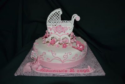 """Украшение для торта «Коляска детская» из айсинга коляска из айсинга, айсинг, торты, торты детские, торты """"Детская коляска"""", торты на День рождения, торты на крестины, торты для малышей, блюда праздничные, блюда на День рождения, блюда на крестины, семейные праздники, Как сделать торт """"Детская коляска"""""""