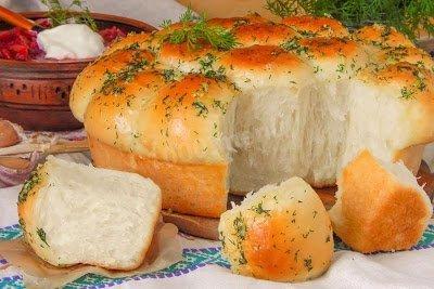 пампушки, пампушки с чесноком, кухня украинская, выпечка, выпечка дрожжевая, выпечка не сладкая, хлеб, чеснок, чесночный соус, к борщу, тесто дрожжевое, рецепты выпечки, рецепты пампушек, рецепты хлеба,