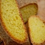 Кукурузно-пшеничный хлеб