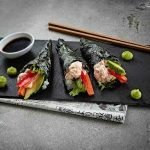 Как приготовить темаки-суши