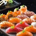 Как сделать нигири-суши (Суши с лососем)