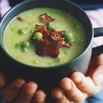«Ведьмино варево» — суп на Хэллоуин