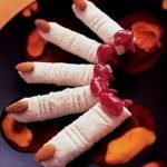 «Пальцы мертвеца» из хлеба и сыра