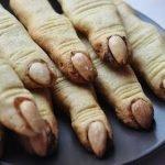"""Печенье """"Пальцы ведьмы"""" с шоколадом"""