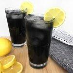 Чёрный-чёрный ... лимонад