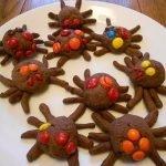 Пирожные «Паучок» без выпечки
