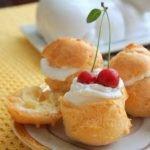 Кремы заварные для тортов, десертов и других сладких блюд