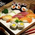 Из чего состоят суши?