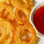 Кисло-сладкий соус к луковым кольцам и другим блюдам