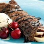 Шоколадные блины: идеи для кулинарного творчества