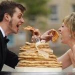 Что могут рассказать блины о вашем возлюбленном