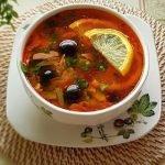 Солянка - тематическая подборка рецептов и идей