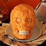 Идеи оформления блюд на Хэллоуин