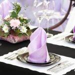 Сервировка домашнего праздничного стола: рекомендации и советы