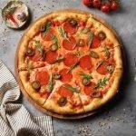 Пицца — тематическая подборка рецептов и идей